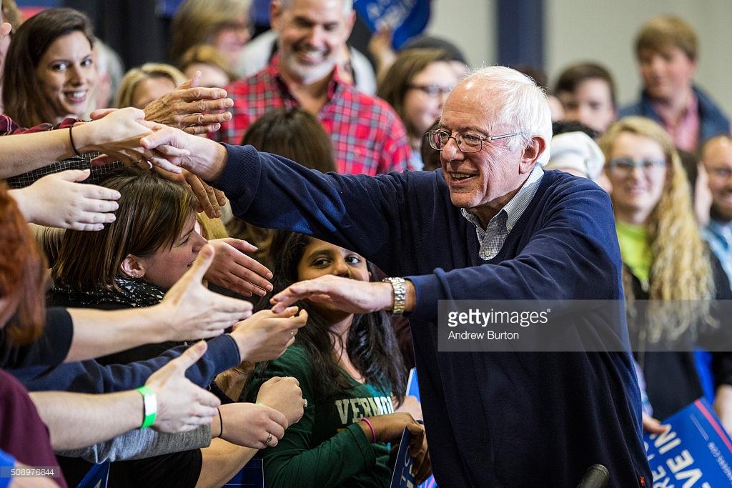 Bernie Sanders  Political Maverick